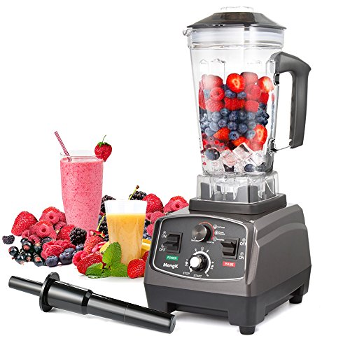 Professional Blender MengK 1400W High Speed Electric Total Nutrition Food