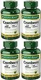 Cranberry MDfizK with Vitamin C 4200 mg, 250 Softgels (4 Bottles)