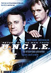 Return of the Man from U.N.C.L.E.: The Fifteen Years Later Affair