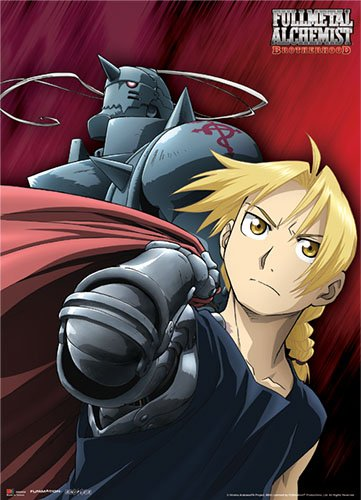 Great Eastern Entertainment 60040 Fullmetal Alchemist Brothe
