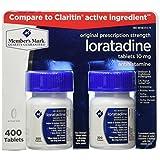 Member's Mark 10 mg Loratadine (200 ct., 2 pk.)