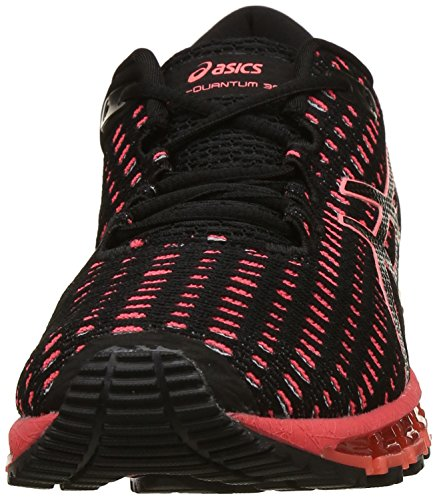 Shift Women's Gel Correr 360 black Coral Zapatillas Para flash quantum Asics Black xqatwT6t