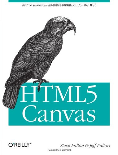 HTML5 Canvas by Brand: O'Reilly Media