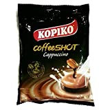Kopiko Cappuccino Coffee Candy Strong & Rich Coffee Candy 36 Tablets in Bag