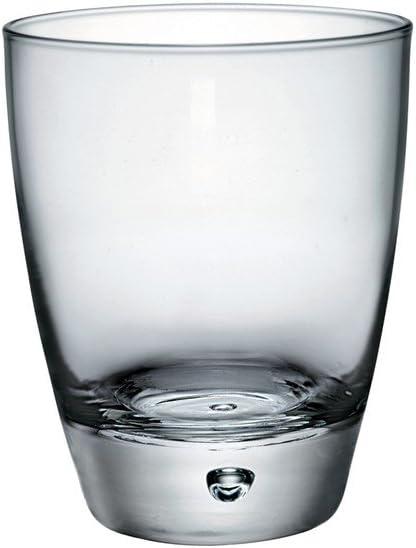 Bormioli Rocco - Juego de 3 Vasos de Agua Libra: Amazon.es: Hogar