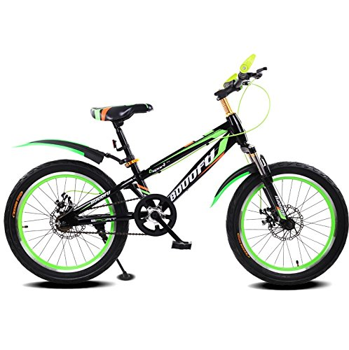 子供用自転車MTB男性、女性、子供1618インチ4-12歳の学生自転車 (色 : C, サイズ さいず : 16 inches) B07D5W2C67 16 inches|C C 16 inches