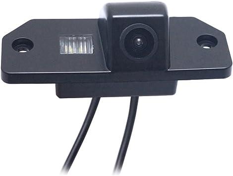 Navinio Rückfahrkamera In Kennzeichenleuchte Für Ford Elektronik