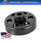 Centrifugal Clutch 3/4'' Bore 12T, 12 Tooth For 35 Chain, Up to 6.5 HP, 2300 RPM