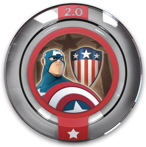 Price comparison product image Disney Marvel Infinity 2.0 Disc Sentinel of Liberty