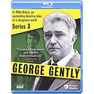 George Gently: Series 3 [Blu-ray] (2011)