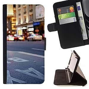 Momo Phone Case / Flip Funda de Cuero Case Cover - Ciudad de Nueva York Nueva York;;;;;;;; - LG G4 Stylus H540
