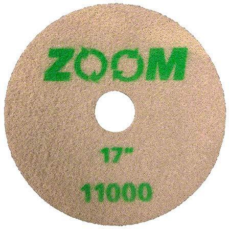 Stone Pro Zoom Diamond Impregnated Pads (D.I.P) 17'' - 11000 Grit