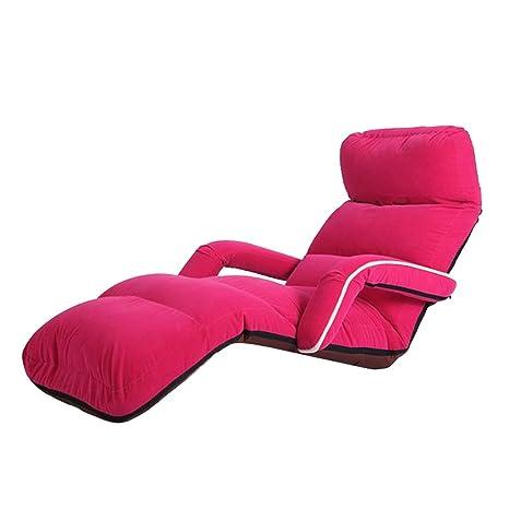 Wondrous Amazon Com Kxbymx Lazy Couch Foldable Single Small Sofa Inzonedesignstudio Interior Chair Design Inzonedesignstudiocom