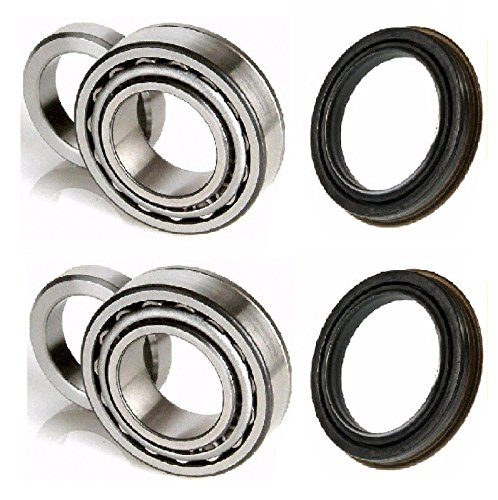 8USAUTO Rear Left and Right Wheel Bearing & Race fit 1999 2000 2001 2002 2003 2004 Jeep Grand Cherokee