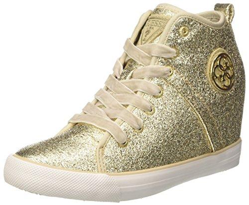 Oro Sneaker Jilly Guess Alto Donna Collo a 1B8qwY