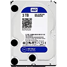 "Wd Hard Drive 3000 Sata_6_0_gb 64 MB Cache 3.5"" Internal Bare or OEM Drives WD30EZRZ"