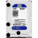 Western Digital Blue 3TB PC Hard Drive - 5400 RPM Class, SATA 6 Gb/s, 64 MB Cache, 3.5