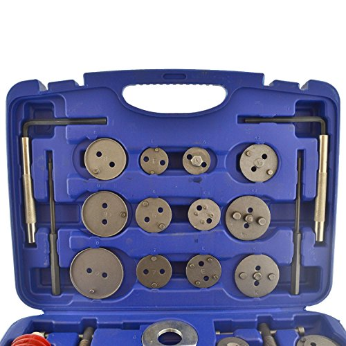 AB Tools-US Pro 35pc Left & Right Hand Brake Calliper/Calliper Wind Back Tool Piston Kit AU003 by AB Tools-US Pro (Image #2)