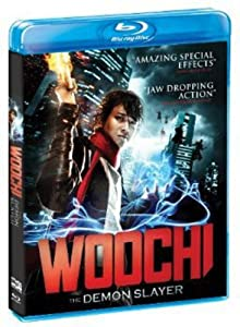 Cover Image for 'Woochi: The Demon Slayer'