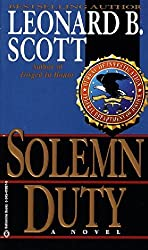 Solemn Duty by Scott, Leonard B.(March 30, 1997) Mass Market Paperback