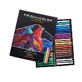 Prismacolor Premier Nupastel Pastels, Box of 48, Assorted Colours (27051)