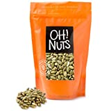 2LB Pumpkin Seeds Roasted Salted, Pepitas Roasted Salted Great for Healthy Snacking or Salad Toppings No Shell 2 LB - Oh! Nuts