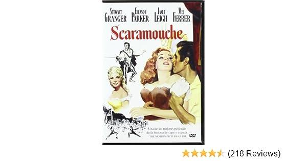 Amazon.com: Scaramouche [ NON-USA FORMAT, PAL, Reg.0 Import - Spain ]: Stewart Granger, Henry Wilcoxon, Eleanor Parker, Janet Leigh, Mel Ferrer, Nina Foch, ...