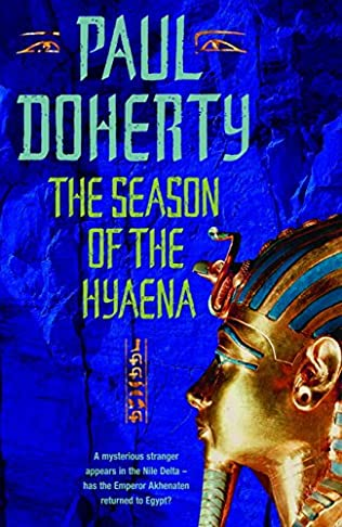 book cover of The Season of the Hyaena