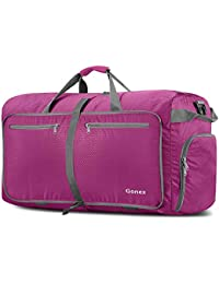 d5b00e2a5 100L Foldable Travel Duffle Bag, Extra Large Luggage Duffel 12 Color Choices