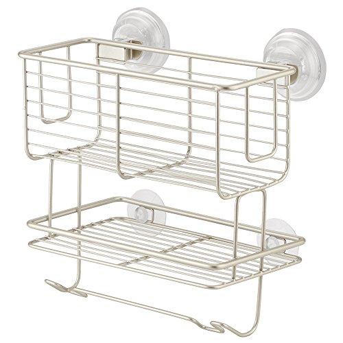 InterDesign Classico Bathroom Suction Conditioner