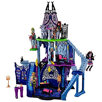 Monster High Freaky Fusion Catacombs Playset: Toys & Games