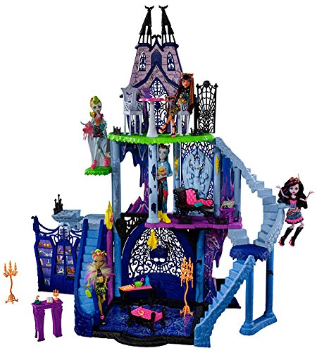 Monster High Freaky Fusion Catacombs Playset image