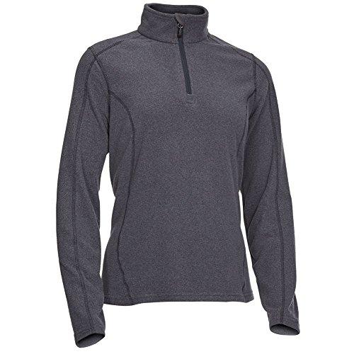 [해외]S 여성용 클래식 마이크로 플리스 1 / 4-Zip/EMS Women`s Classic Micro Fleece 1/4-Zip