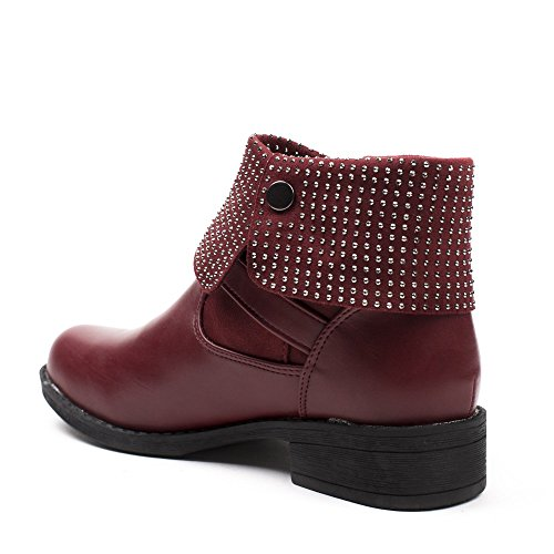 Ideal Shoes bi Shoes bi Ideal Bottines Mati Bottines Bottines Mati Shoes Ideal rrSv8np