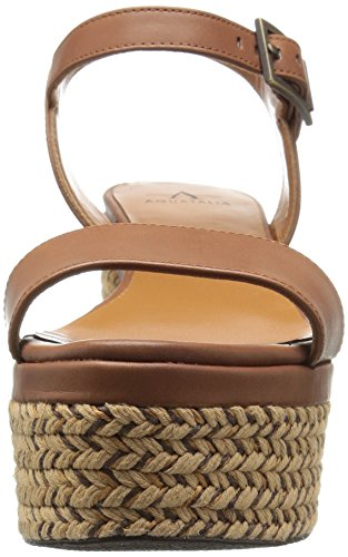 K Cassidy Women Wedge by Aquatalia Chocolate Marvin Calf Sandal qI1wvE