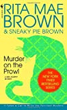 Front cover for the book Murder on the Prowl by Rita Mae Brown