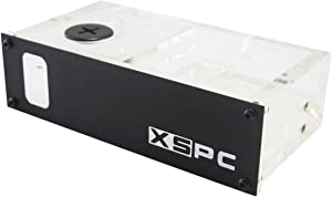 XSPC DDC Single Bay Reservoir (Pump Not Included)