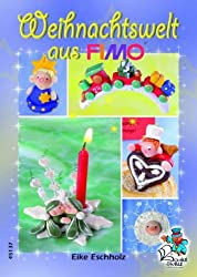Weihnachtswelt aus Fimo