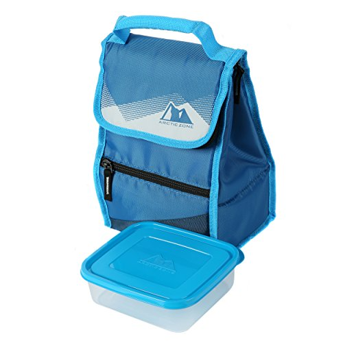 1 X Insulated Lunch Pack with BPA Free Food - Malls Outlet California