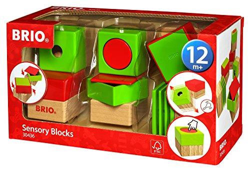 BRIO Sensory Blocks Preschool Toy - Ravensburger Block