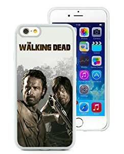 Hot Sale iPhone 6/iPhone 6S 4.7 Inch TPU Case ,The Walking Dead 25 White iPhone 6/iPhone 6S Cover Unique And High Quality Designed Phone Case