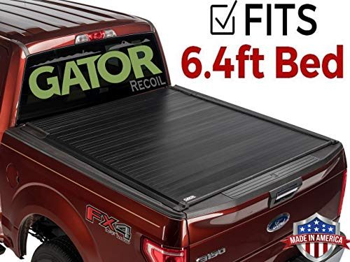 - Gator Recoil Retractable (fits) 2009-2018 Dodge Ram 6.4 FT. Bed No RamBox Tonneau Truck Bed Cover (G30232) (Matte) Made in The USA (Fits 2019 Ram Classic Model)
