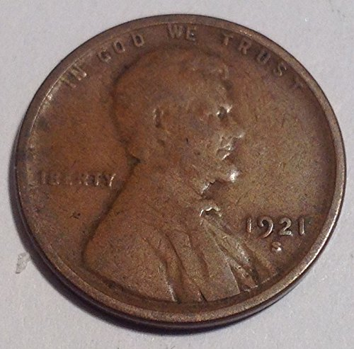 1919 S Lincoln Wheat Cent Penny Very Fine