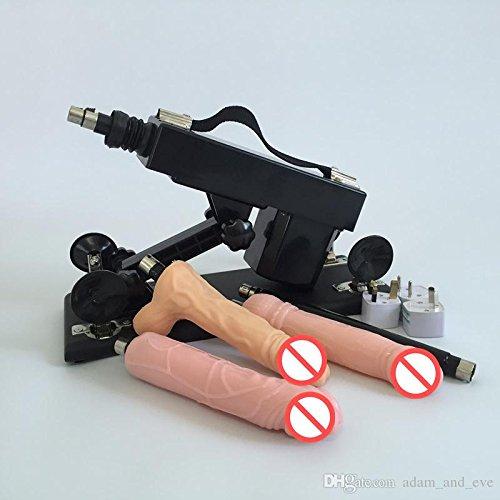 Hetam Upgrade Affordable Sex Machine for Women Automatic Masturbation Love Robot Machine 0-6 Stroke Distance Sex Toy by Hetam