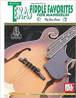 Texas Fiddle Favorites for Mandolin
