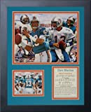 Legends Never Die Dan Marino Framed Photo Collage, 11x14-Inch