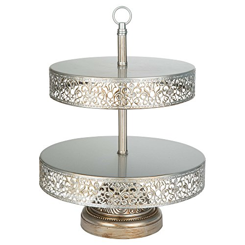 2 Tier Display Stand - 6