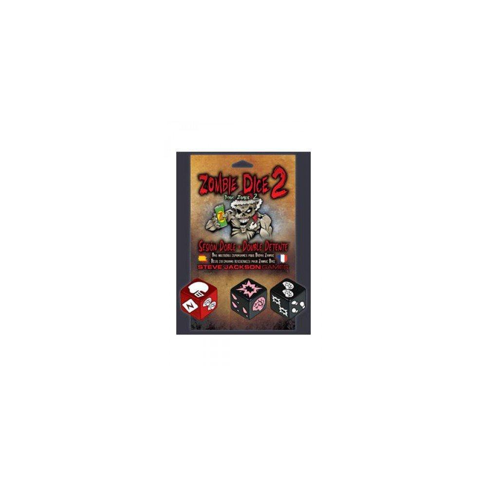 Edge 599386031 - Dados Zombie 2: sesión Doble