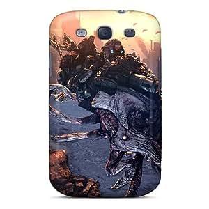 Durable Hard Phone Case For Samsung Galaxy S3 (Snl1874fUxu) Provide Private Custom Beautiful Madagascar 3 Series