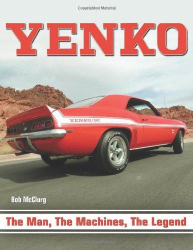 Yenko Camaro (Yenko: The Man, the Machines, the Legend)